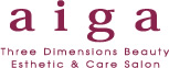 aiga -three dimensions beauty esthetic & salon-
